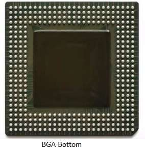 BGA-Ball Grid Array