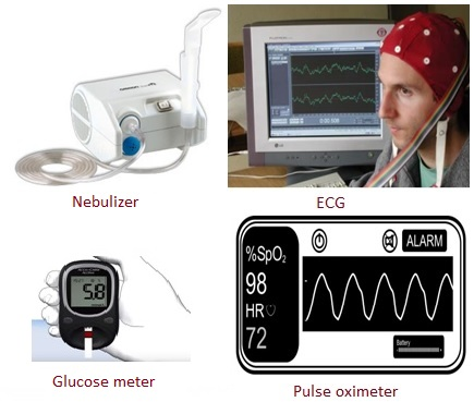 Biomedical equipments