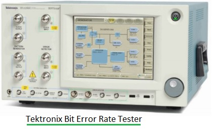 Bit Error Rate Tester