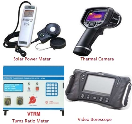 electronics equipments